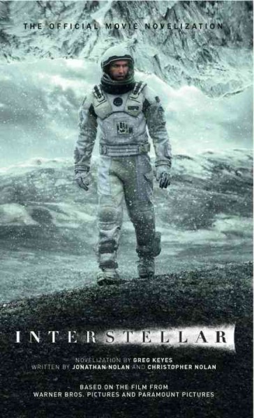 Interstellar: The Official Movie Novelization星際效應