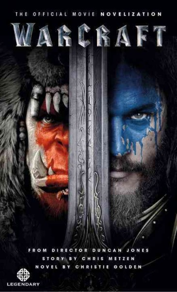 Warcraft:Official Movie Novelization 魔獸:崛起-官方電影小說