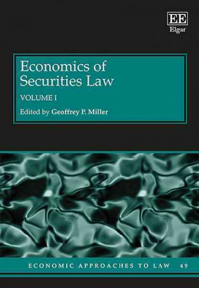 Economics of securities law