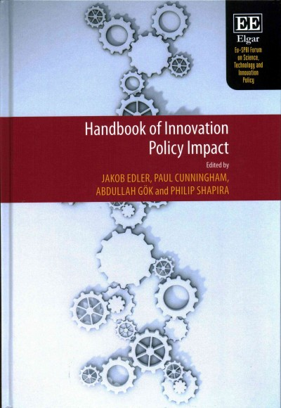 Handbook of innovation policy impact