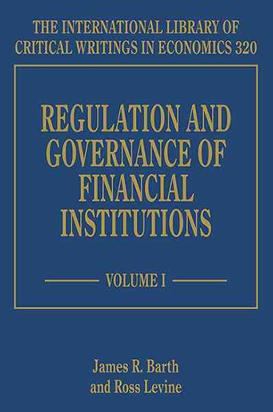 Regulation and Governance of Financial Institutions