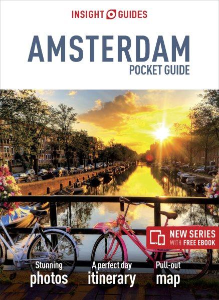 Insight Guide Amsterdam Pocket Guide