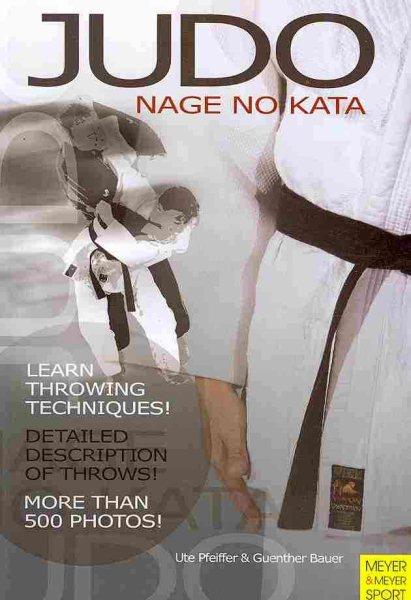 Judo : nage-no-kata : throwing techniques /