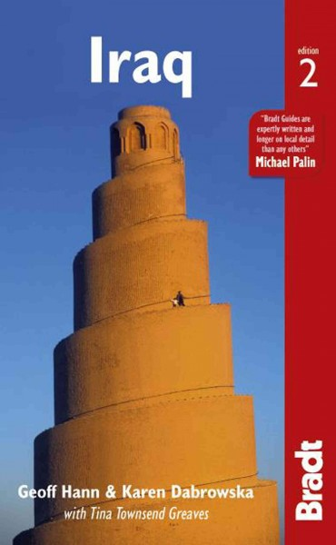 Bradt Travel Guide Iraq