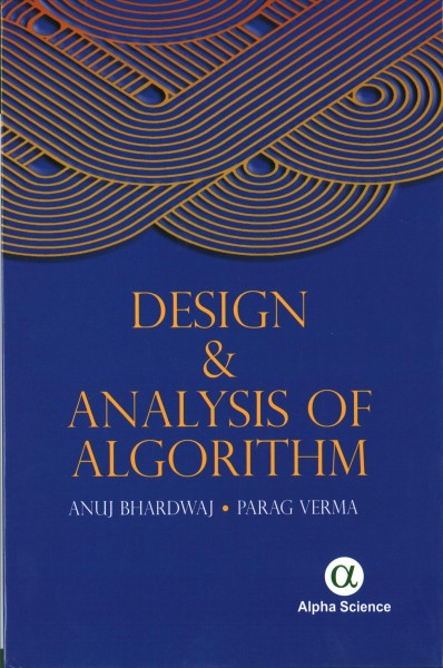 Design and Analysis of Algorithm