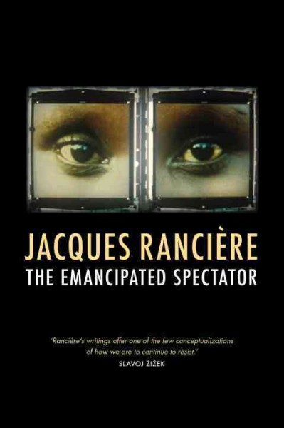 The emancipated spectator /
