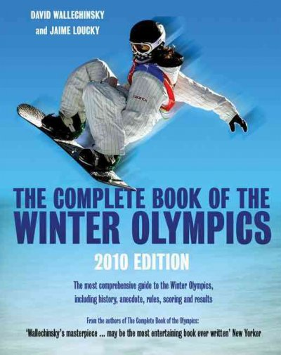 The complete book of the Winter Olympics /