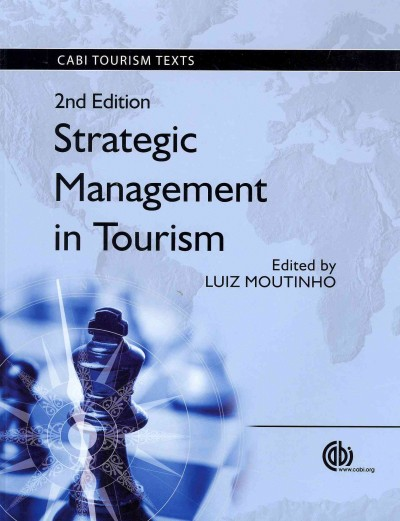 Strategic management in tourism /