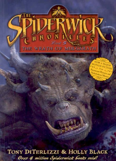 Spiderwick Chronicles 5: Wrath of Mulgarat 奇幻精靈事件簿5-魔王的陰謀