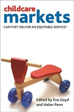 Childcare markets : can they deliver an equitable service? /