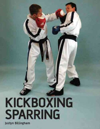 Kickboxing sparring /