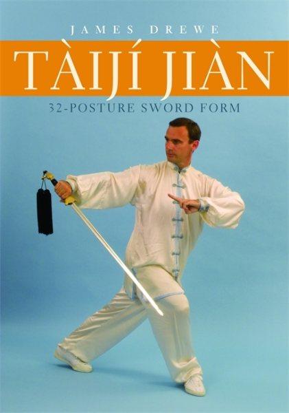 Taiji jian 32-posture sword form /