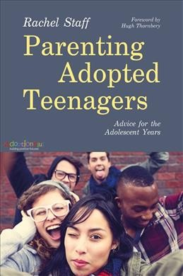 Parenting Adopted Teenagers