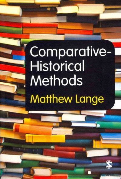 Comparative-historical methods /