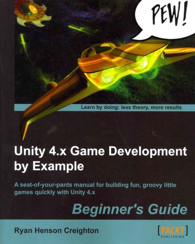 Unity 4.x game development by example beginner