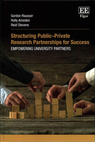 Structuring public-private research partnerships for success:empowering university partners