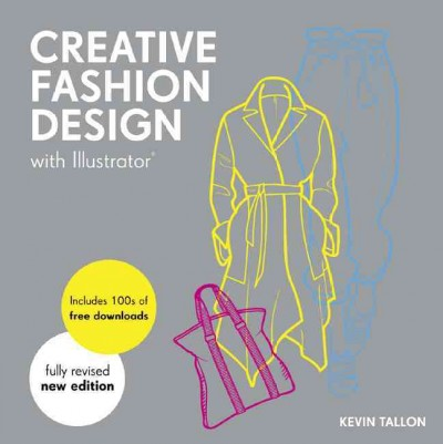 Creative fashion design with illustrator /