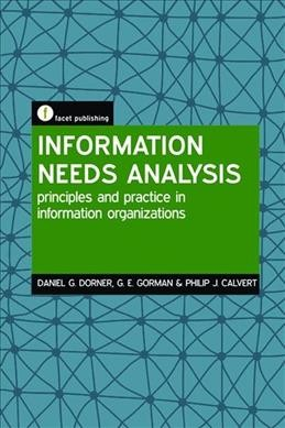 Information Needs Analysis