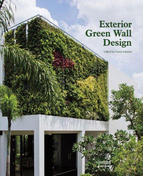 Exterior green wall design /