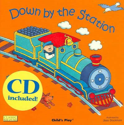 Down by the Station Book and CD