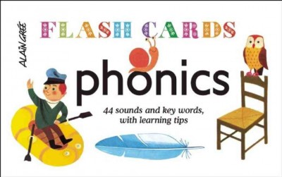 Phonics Flash Cards(Cards)