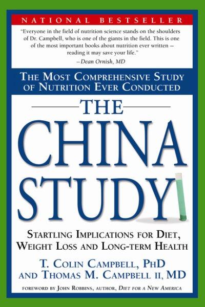 The China Study  救命飲食