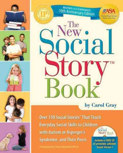 The new social story book /