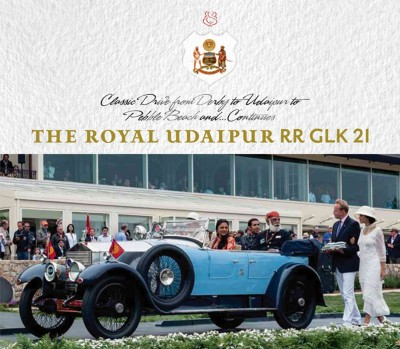 The Royal Udaipur Rr Glk 21
