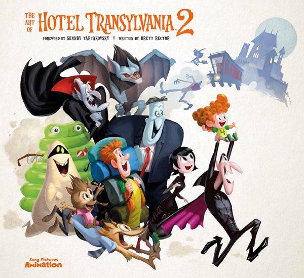 The art of Hotel Transylvania 2 /
