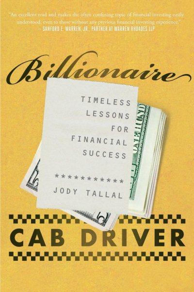 Billionaire Cab Driver