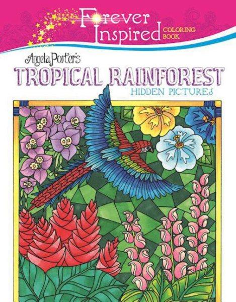 Tropical Rainforest Hidden Pictures