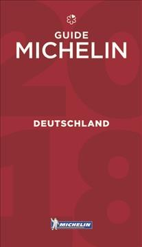 Michelin Guide 2017 Germany