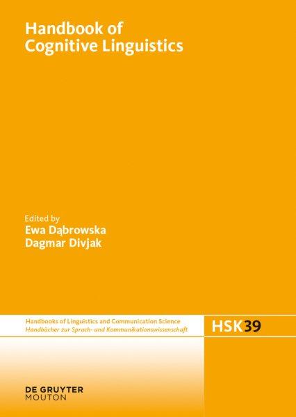 Handbook of Cognitive Linguistics /