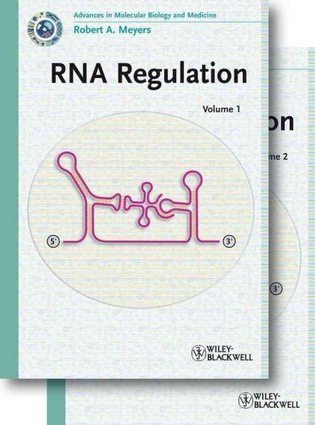 RNA regulation /