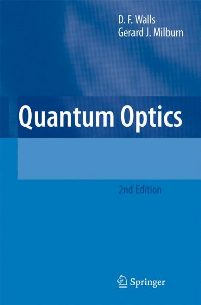 Quantum optics /