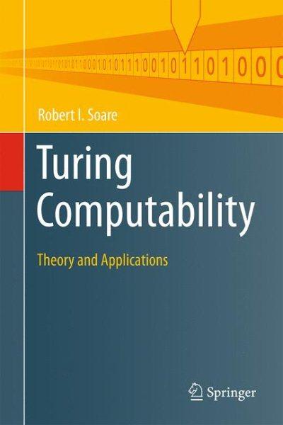 Turing Computability