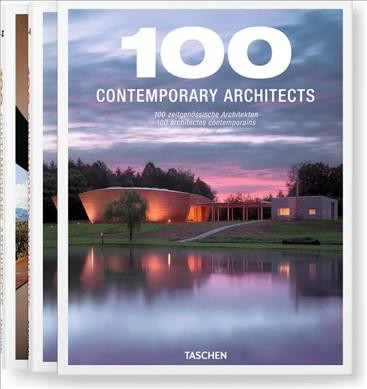 100 contemporary architects =100 zeitgenossische Architekten =100 architectes contemporains