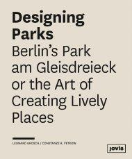 Designing parks : Berlin