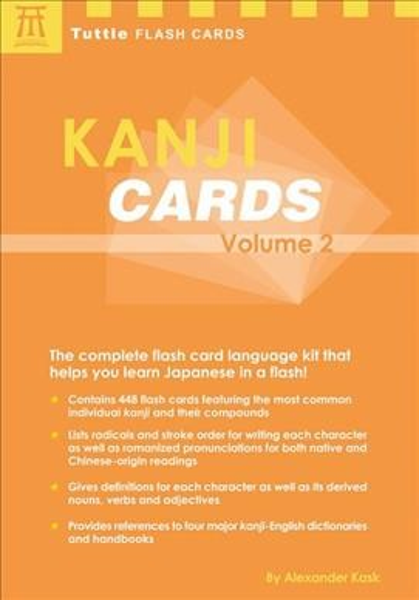 Kanji Cards Kit