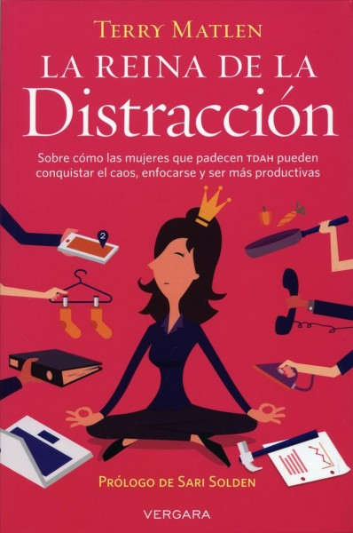 La reina de la distracci鏮/ The Queen of Distraction