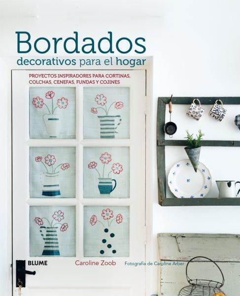 Bordados decorativos para el hogar