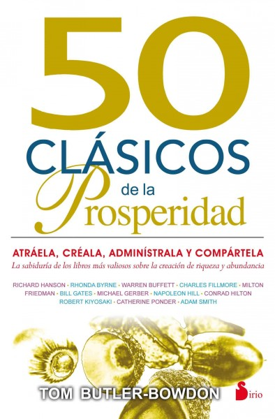 50 cl嫳icos de la prosperidad/ 50 Prosperity Classics