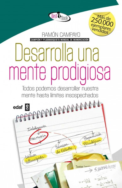 Desarrolla una mente prodigiosa/ How to Develop a Wonder Mind