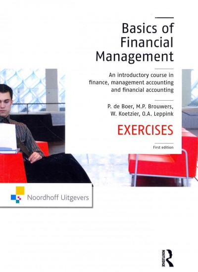 Basics of financial management : : exercises