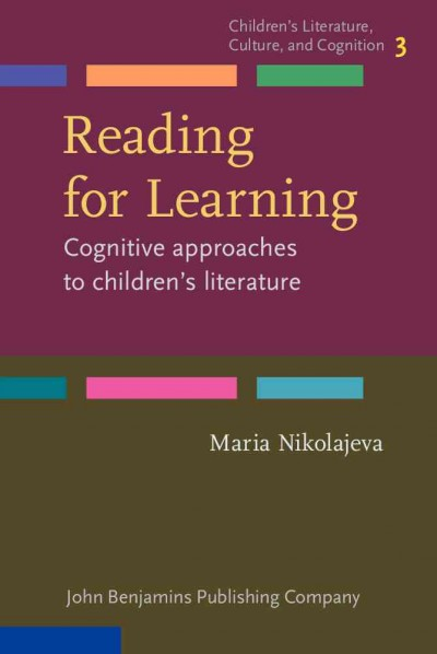 Reading for learning : cognitive approaches to children