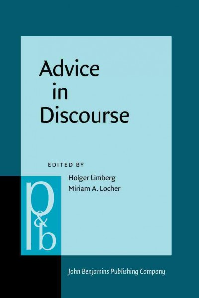 Advice in discourse /