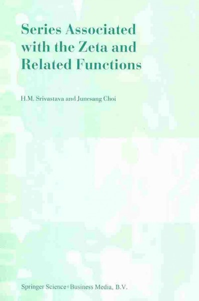 Series associated with the zeta and related functions /