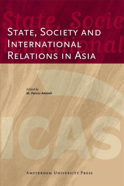 State, society and international relations in Asia:reality and challenges