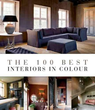 The 100 best interiors in colour /