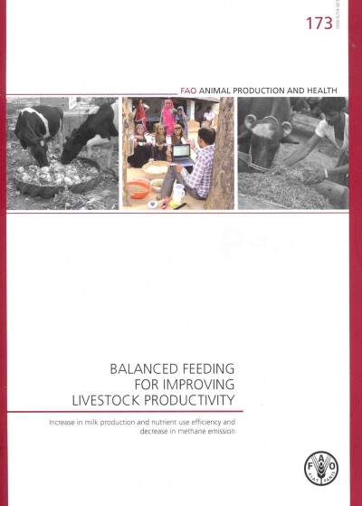 Balanced Feeding for Improving Livestock Productivity